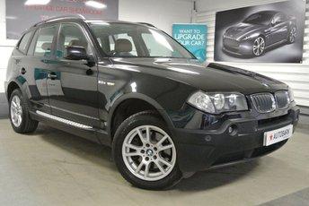 2005 BMW X3 2.0 D SE 5d 148 BHP £2990.00