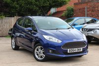 USED 2014 64 FORD FIESTA 1.2 ZETEC 3d 81 BHP **** FULL SERVICE HISTORY * £30 ROAD TAX ****