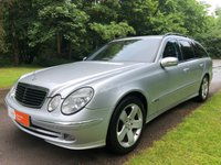 USED 2005 55 MERCEDES-BENZ E CLASS 3.0 E280 CDI AVANTGARDE 5d 187 BHP 7 SEATER HEATED SEATS FULL HISTORY
