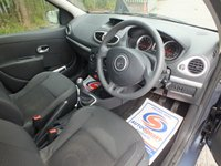 USED 2010 10 RENAULT CLIO 1.1 EXPRESSION TCE 5d 100 BHP