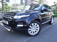 USED 2014 14 LAND ROVER RANGE ROVER EVOQUE 2.2 SD4 PRESTIGE 5d 190 BHP *** FINANCE & PART EXCHANGE WELCOME *** 1 OWNER 4X4 DIESEL VERY HIGH SPEC CAR SAT/NAV FULL LEATHER PANORAMIC ROOF REVERSE CAMERA BLUETOOTH PHONE