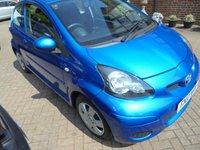 2010 TOYOTA AYGO 1.0 BLUE VVT-I MM 3d AUTO 67 BHP £3750.00
