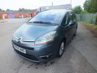 USED 2010 60 CITROEN C4 GRAND PICASSO 2.0 EXCLUSIVE HDI EGS 5d AUTO 134 BHP