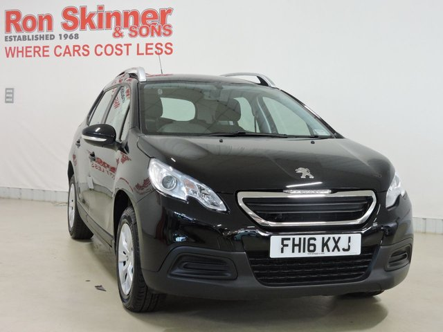 View our 2016 16 PEUGEOT 2008 1.2 ACCESS A/C 5d 82 BHP
