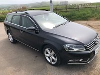 2012 VOLKSWAGEN PASSAT 2.0 SE TDI BLUEMOTION TECHNOLOGY 5d 139 BHP £6995.00