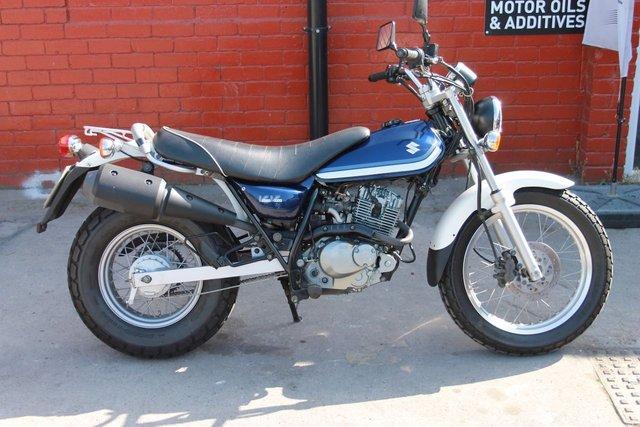 2007 56 SUZUKI RV125 VAN VAN