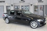 USED 2009 09 BMW 3 SERIES 2.0 318I SE 4d 141 BHP SERVICE HISTORY + REAR PARKING SENSORS + AUTOMATIC AIR CONDITIONING + 17 INCH ALLOYS + ELECTRIC WINDOWS