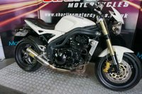 2007 TRIUMPH SPEED TRIPLE 1050 1050cc SPEED TRIPLE 1050  £3795.00