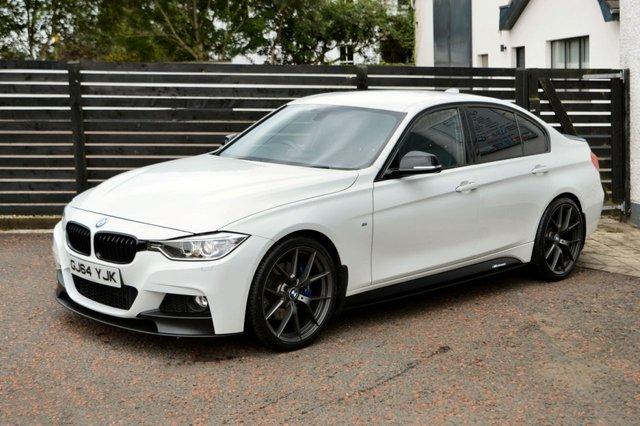 2014 64 BMW 3 SERIES 2.0 320D M SPORT 4d AUTO 181 BHP FBMWSH