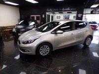 USED 2013 63 KIA CEED 1.4 CRDI 1 5d 89 BHP