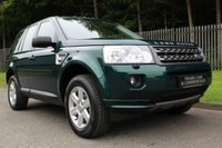 2011 LAND ROVER FREELANDER 2 2.2 TD4 GS 5d 150 BHP £8000.00