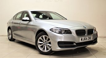 2014 BMW 5 SERIES 2.0 520D SE 4d AUTO 188 BHP £10999.00