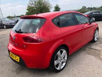 USED 2012 62 SEAT LEON 2.0 CR TDI FR PLUS 5d 168 BHP