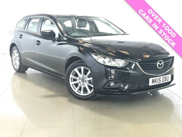 View our 2015 15 MAZDA 6 2.2 D SE NAV 5d 148 BHP