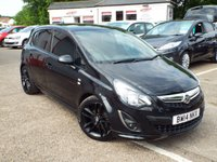 2014 VAUXHALL CORSA 1.2 LIMITED EDITION 5d 83 BHP £6000.00