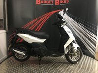 2016 SYM SYMPLY 124cc 2 125  £1699.00