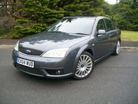 USED 2004 04 FORD MONDEO 3.0 ST220 5d 226 BHP COLLECTORS ST220, Demonstrator Plus ONE Meticulous Owner From New, JUST 24,000 Miles with Full Ford Dealership Service History (17 Stamps)!!!