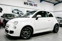 USED 2015 15 FIAT 500 1.2 S 3d 69 BHP HATCHBACK