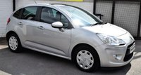 2011 CITROEN C3 1.6 HDI AIRDREAM PLUS 5d 90 BHP £2850.00