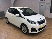 2015 PEUGEOT 108 1.0 ACTIVE 5d AUTO 68 BHP £7295.00