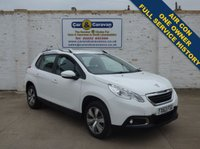 USED 2013 63 PEUGEOT 2008 1.2 ACTIVE 5d 82 BHP One Owner Full Service History 0% Deposit Finance Available
