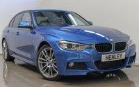 2014 BMW 3 SERIES 2.0 320D M SPORT 4d AUTO 181 BHP £16490.00