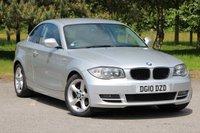 USED 2010 10 BMW 1 SERIES 3.0 125I SE 2d 215 BHP