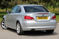 USED 2010 10 BMW 1 SERIES 3.0 125I SE 2d 215 BHP