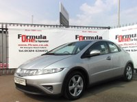 USED 2009 09 HONDA CIVIC 1.8 i-VTEC SE 5dr FULL MOT+SERVICE HISTORY+VALUE