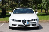USED 2008 08 ALFA ROMEO SPIDER 2.2 JTS LIMITED EDITION 2d 185 BHP
