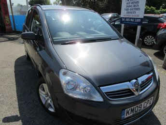 View our VAUXHALL ZAFIRA