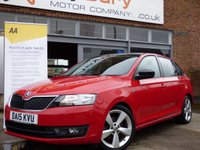 2015 SKODA RAPID 1.6 SPACEBACK SE SPORT TDI CR 5d 104 BHP £SOLD