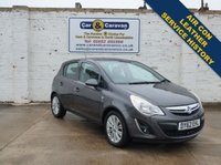 USED 2012 62 VAUXHALL CORSA 1.2 SE 5d 83 BHP Service History Leather A/C 0% Deposit Finance Available
