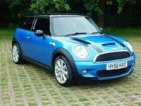 2008 MINI HATCH COOPER 1.6 COOPER S 3d 172 BHP £5695.00