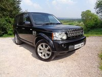 2009 LAND ROVER DISCOVERY 3.0 4 TDV6 XS 5d AUTO 245 BHP £13985.00