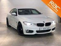 2015 BMW 4 SERIES 428I M SPORT AUTO NAV  £20497.00
