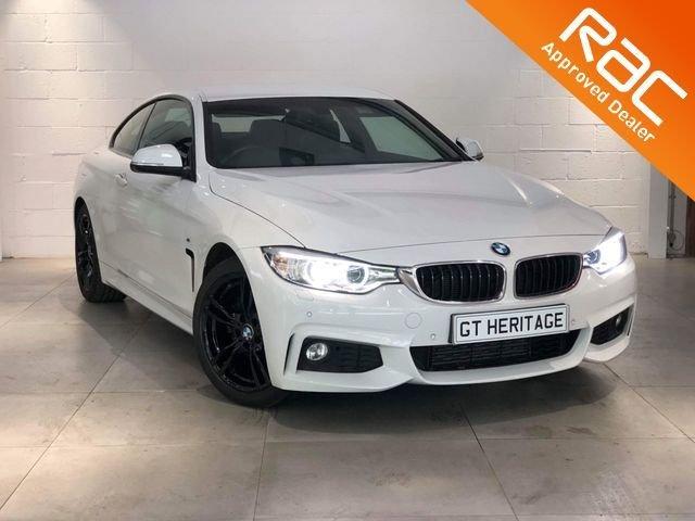 2015 64 BMW 4 SERIES 428I M SPORT AUTO NAV