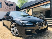 2015 BMW 6 SERIES 3.0 640D M SPORT 2d AUTO 309 BHP £22990.00