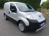 USED 2015 15 PEUGEOT BIPPER 1.2 HDI PROFESSIONAL ATV 1d 75 BHP Top Of Range Model In Stunning Silver With Low Milage! *Choice Of Two*