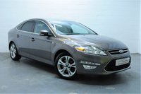 2013 FORD MONDEO 2.0 TITANIUM X BUSINESS EDITION TDCI 5d 161 BHP £6695.00