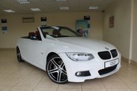 2012 BMW 3 SERIES 2.0 320I SPORT PLUS EDITION 2d 168 BHP CONVERTIBLE