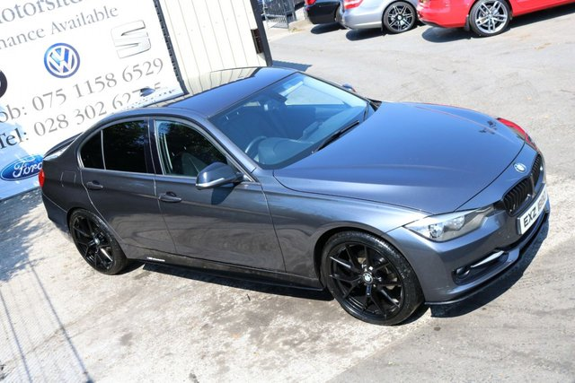 2012 BMW 3 SERIES 320D SPORT 184 BHP  SALOON * NIGHT EDITION SPEC & M PERFORMANCE STYLING*  ( FINANCE & WARRANTY)