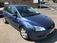 USED 2006 06 FORD FOCUS 1.8 SPORT TDCI 5d 114 BHP