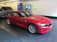 2011 BMW Z4 3.0 Z4 SDRIVE30I ROADSTER 2d AUTO 254 BHP £16995.00