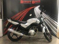 2010 YAMAHA YBR 124cc YBR125 ED  £1499.00