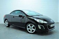 2011 PEUGEOT 308 2.0 HDI CC ALLURE 2d 163 BHP £6195.00