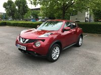 2015 NISSAN JUKE 1.6 ACENTA PREMIUM XTRONIC 5d AUTO 117 BHP £SOLD