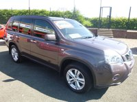 USED 2011 11 NISSAN X-TRAIL 2.0 ACENTA DCI 5d 171 BHP