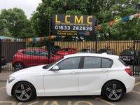 2012 BMW 1 SERIES 1.6 116I SPORT 5d 135 BHP £8499.00