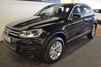 2011 VOLKSWAGEN TOUAREG 3.0 V6 SE TDI BLUEMOTION TECHNOLOGY 5d AUTO 242 BHP £12899.00